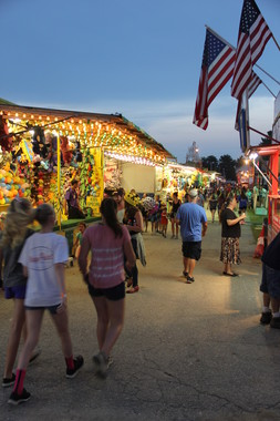 Maine Agricultural Fairs - Week of August 5, 2019