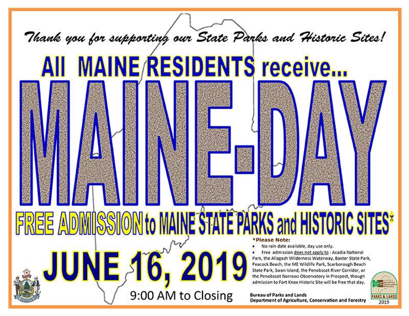 Maine Day 2019