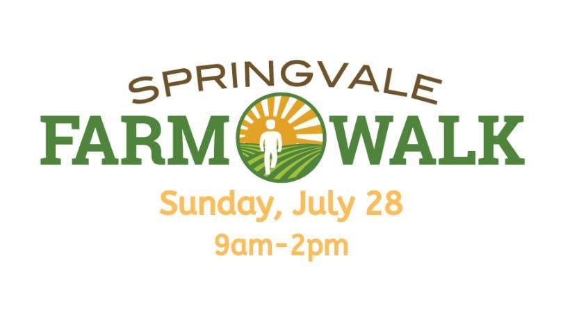 Springvale Farm Walk