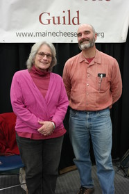 Maine Cheese Guild at the 2019 Ag Trades Show
