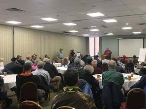Annual meeting held at the 2019 Ag Trades Show