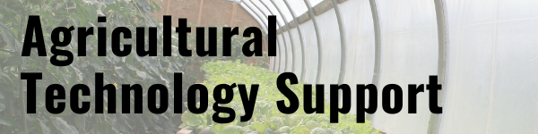 Stay Connected About Technology and Agriculture