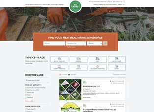 Real Maine Website