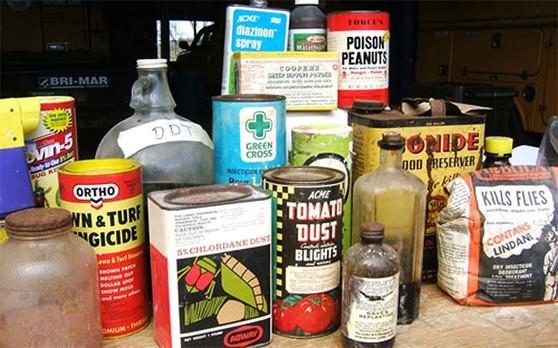 Obsolete Pesticides