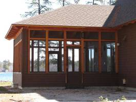Screened Porch = Volume Expansion?