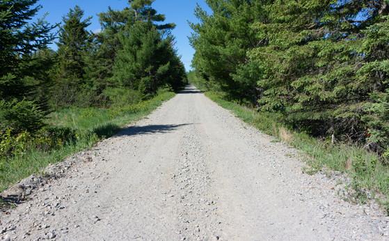 atv trail in maine