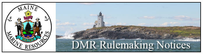 Rulemaking Notices
