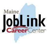 Maine JobLink Logo