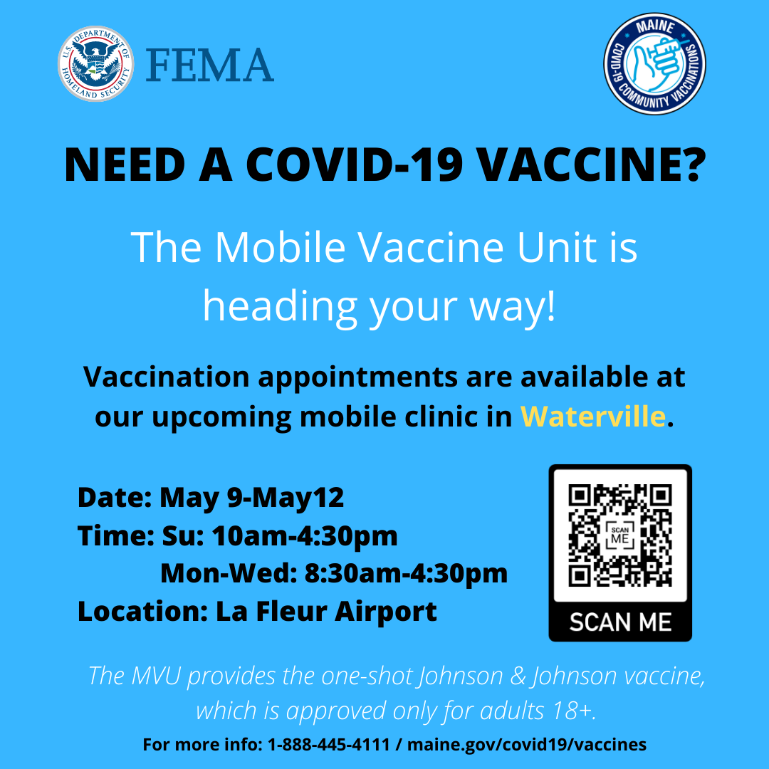 Waterville Vaccination Clinic