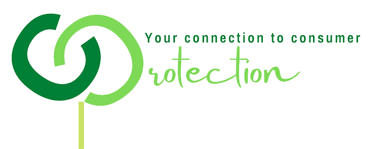 Your Connection to Consumer Protection logo