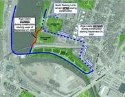 Argo Livery construction map - September 2021