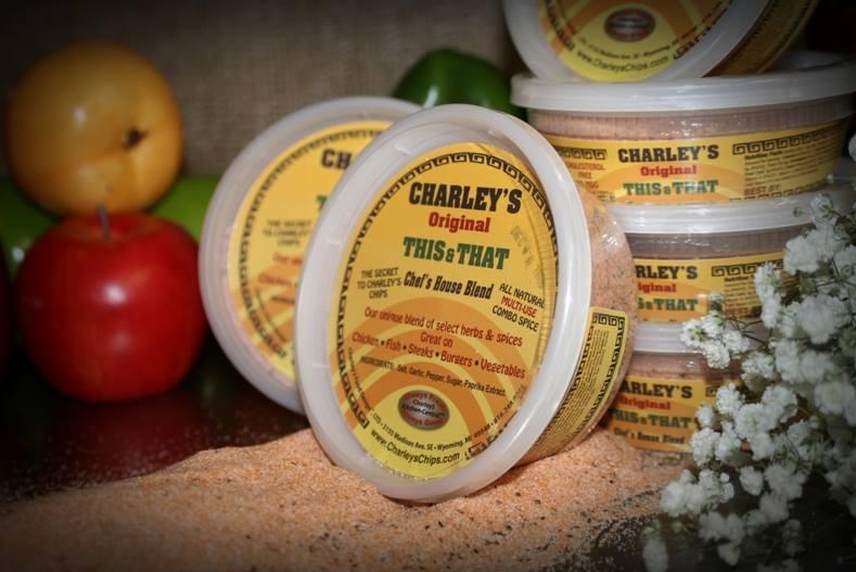 Charleys Seasoning Salt