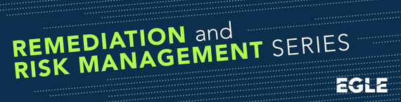 Remediation and Risk Management Series banner