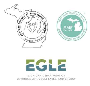 RRD Webinar logos EGLE, MAEP, AIPG