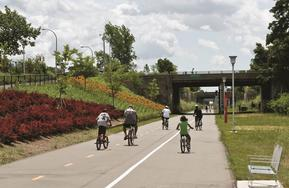 Pic of Dequindre Cut