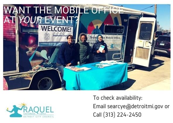 Mobile Office Flyer
