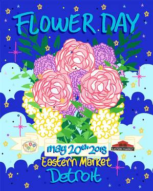 Flower Day 2018