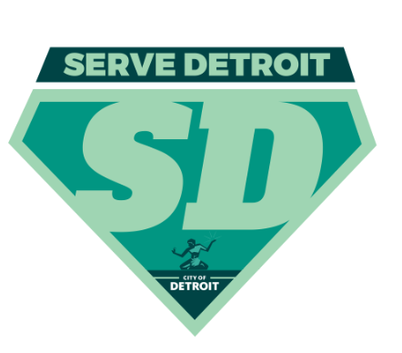 Serve Detroit Logo