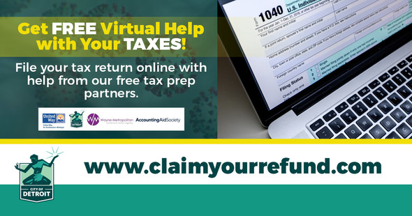 COVID Virtual Tax Assistance