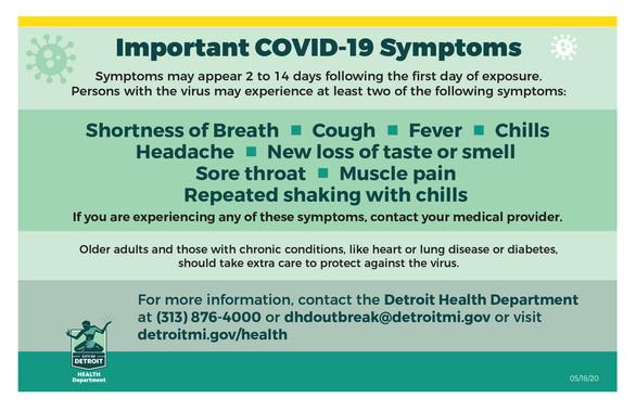 COVID 19 Symptoms 5 22 2020