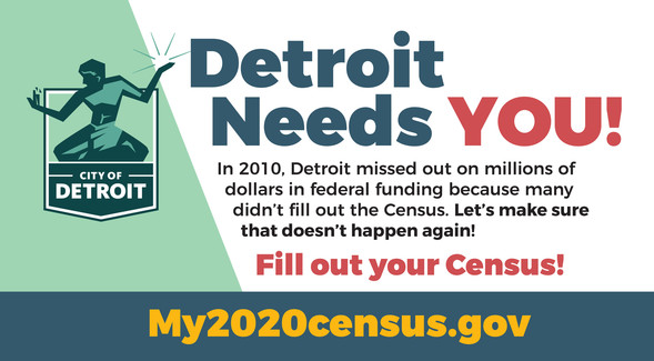 Census Graphic - Detroit Needs You