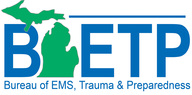Bureau of EMS, Trauma & Preparedness Logo