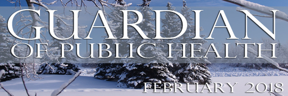February 2018 Guardian Header - Winter Landscape