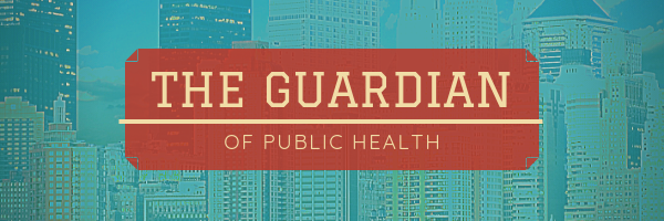 The Guardian of Public Health - Email Header
