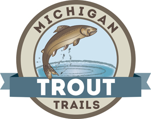 official graphic for Trout Trails website