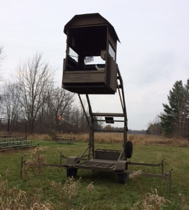 Two Accessible Hunting Blinds Offered At Sleepy Hollow