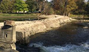 Corunna Dam