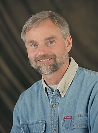 Dr. Stephen Schmitt, portrait shot