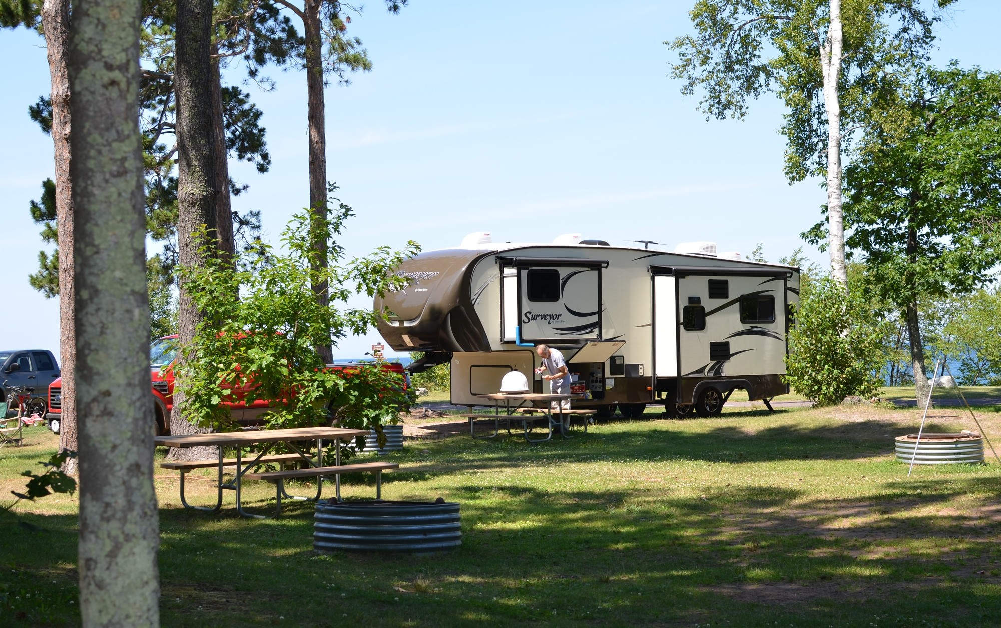 Camping Reservations To Resume For McLain State Park