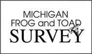 Michigan Frog and Toad Survey logo
