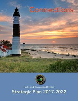 PRD strategic plan cover