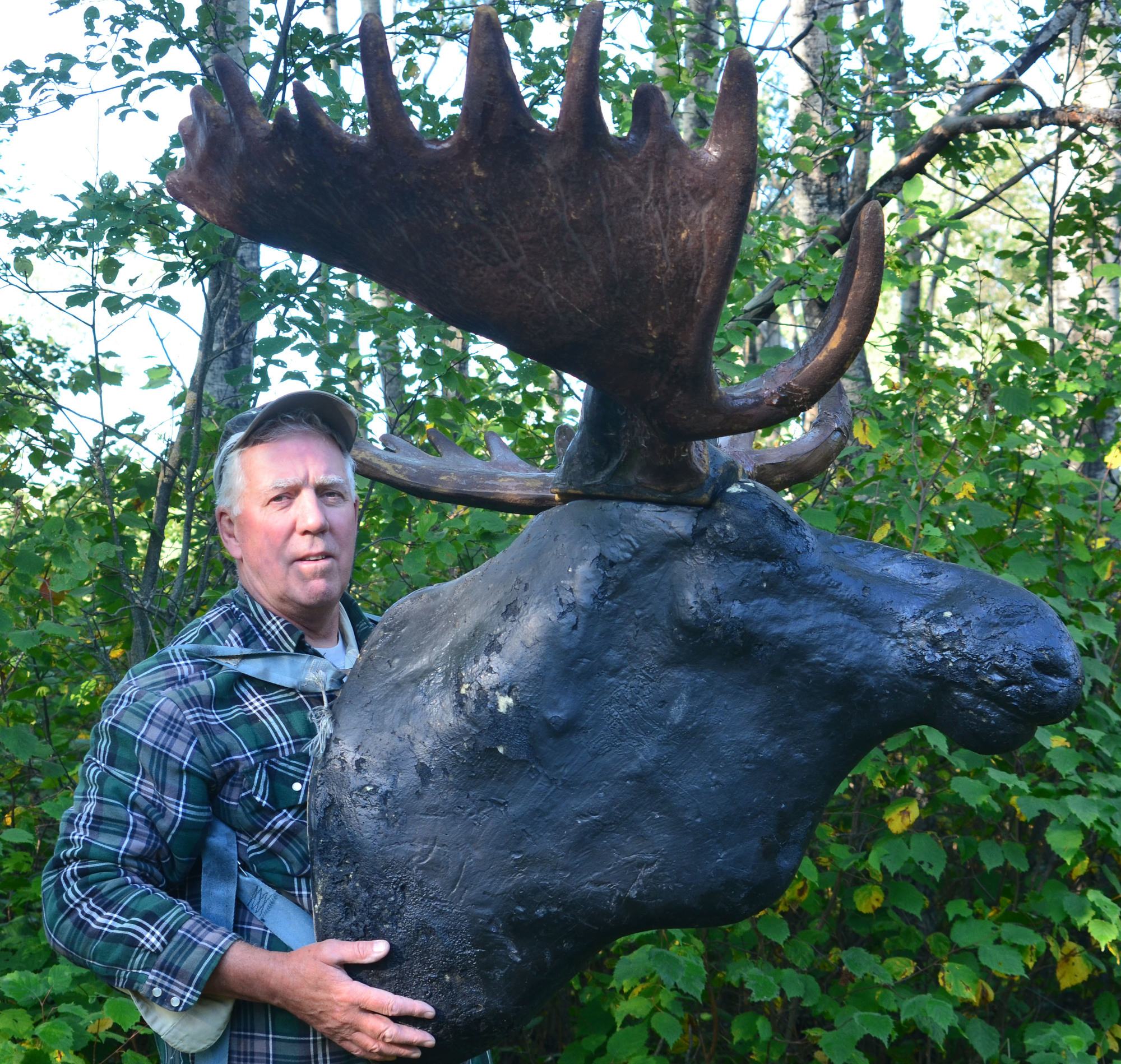Vince Crichton, an internationally-recognized expert on moose management and biology, will be speaking in Ishpeming Oct. 19.