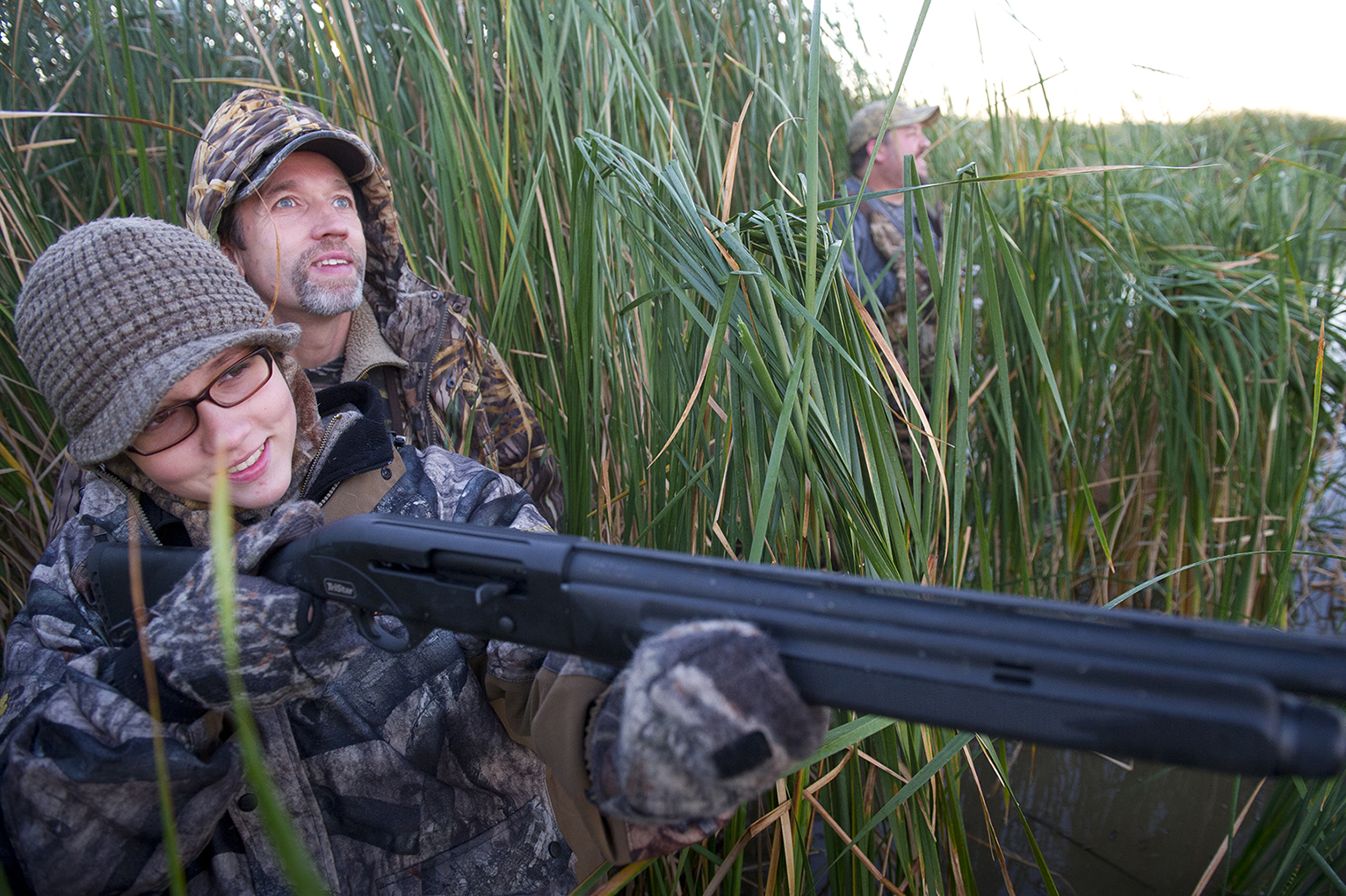 Waterfowl hunting trips, which take place largely in wetland areas, generate $22 million each year in Michigan.