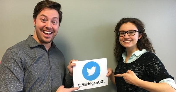 OGL Staff with Twitter handle: @MichiganOGL