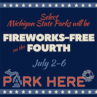 Fireworks-Free Fourth of July