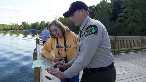 DNR - Conservation Officers