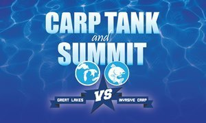 Carp Tank and Summit logo