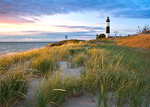 Big Sable Point Lighthouse at Ludington State Park