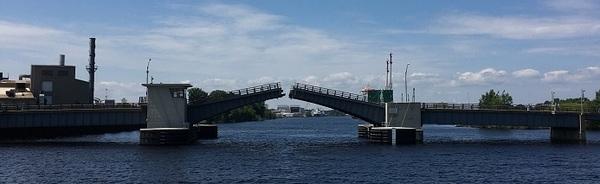 Bridge over Menominee River
