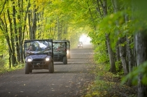The DNR's forest road inventory map is available online, making it easier for the public to share their opinions on what should be open to ORV use.