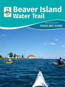 Cover image for Beaver Island Water Trail paddling guide