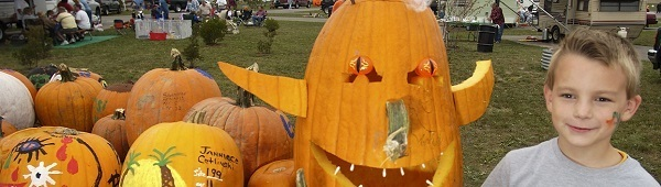It's not too early to start thinking about Harvests & Haunts fun at Michigan state parks