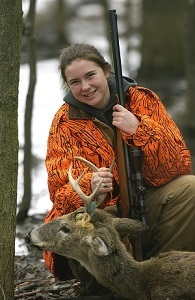Young hunters have the opportunity to get a free deer hunting license at all Meijer stores in Michigan Friday and Saturday, Sept. 14-15.