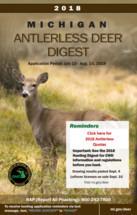 antlerless deer digest