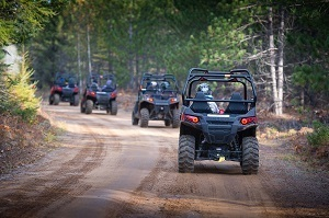 The public is invited to review and comments on revised recommendations for ORVs on state forest roads in U.P., southern Lower Peninsula