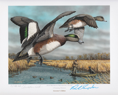2018 Special Governor's Edition Duck Stamp and Print